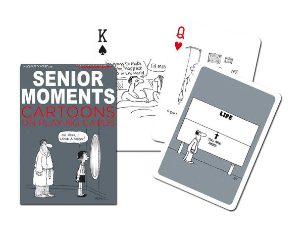 Piatnik Senior Moments Playing Cards
