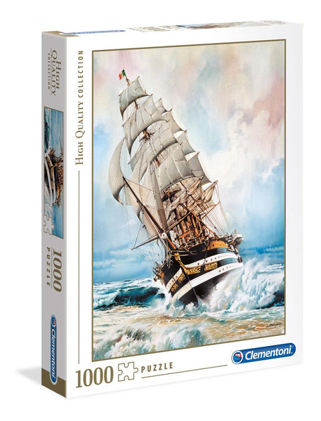 Clementoni Amerigo Vespucci High Quality Jigsaw Puzzle (1000 Pieces)