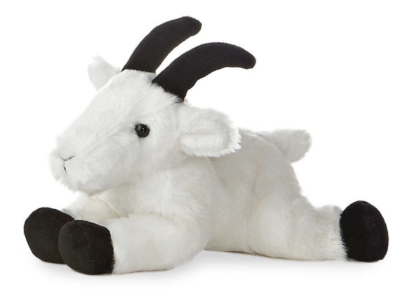 Aurora Mini Flopsies - Goat Soft Toy 20cm