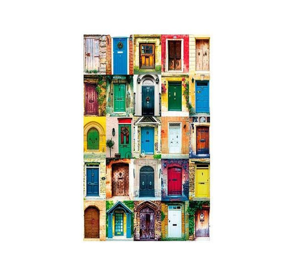 Piatnik Doors Jigsaw Puzzle (1000 Pieces)