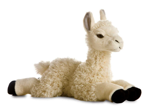 Aurora Flopsies - Llama Soft Toy 30cm