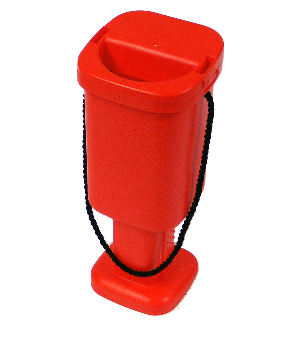 Square Handheld Charity Collection Box