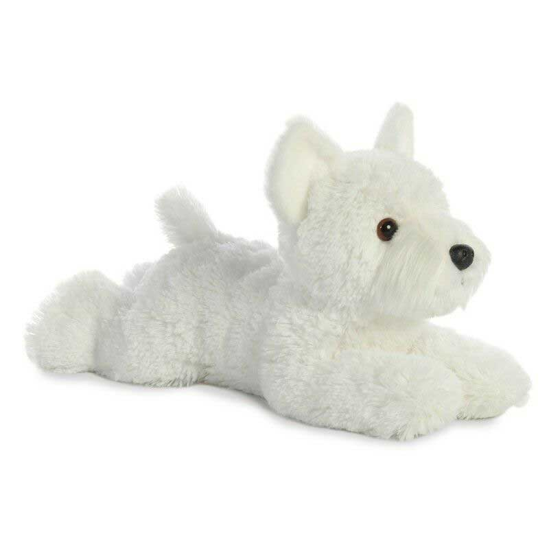 Aurora Flopsies Windsor Westie Dog Soft Toy 30cm
