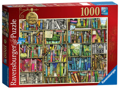Ravensburger Colin Thompson - The Bizarre Bookshop Jigsaw Puzzle (1000 Pieces)