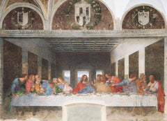 Clementoni Museum Da Vinci The Last Supper High Quality Jigsaw Puzzle (1000 Pieces)