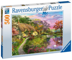 Ravensburger Country House Jigsaw Puzzle (500 Pieces)