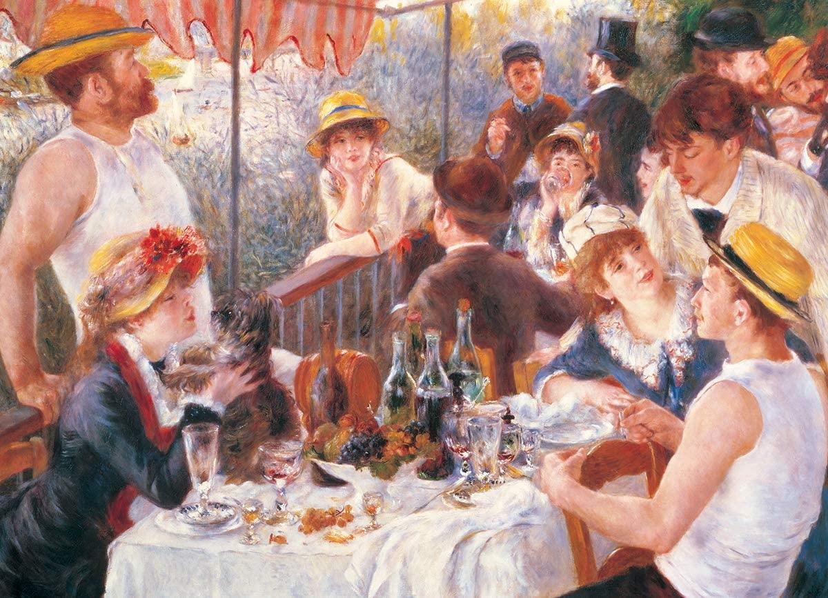 Eurographics The Luncheon, Renoir Jigsaw Puzzle (1000 Pieces)