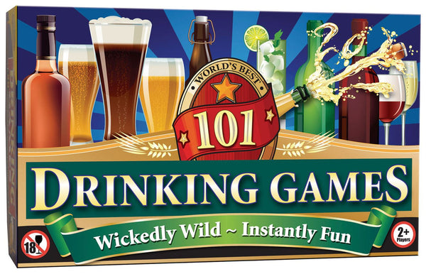 101 Drinking Games - DAMAGED
