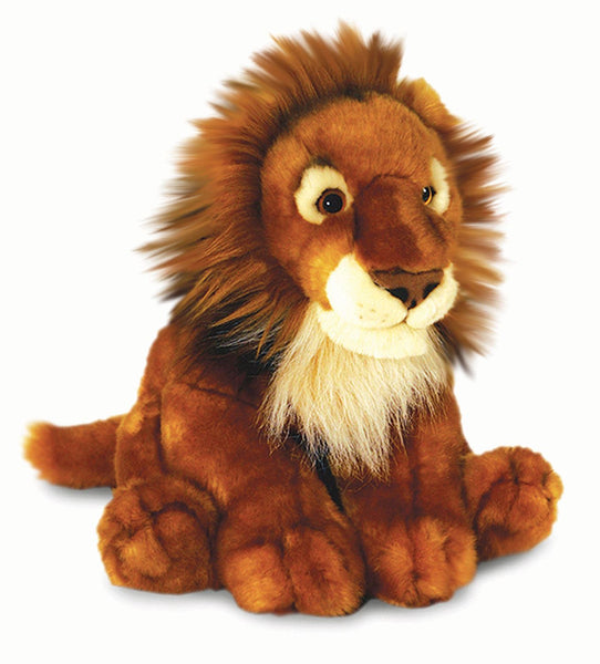 Keel African Lion Soft Toy 40cm
