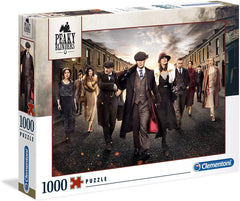 Clementoni Peaky Blinders Jigsaw Puzzle (1000 Pieces)