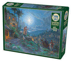 Cobble Hill Arrival of the Magi Jigsaw Puzzle (1000 Pieces)