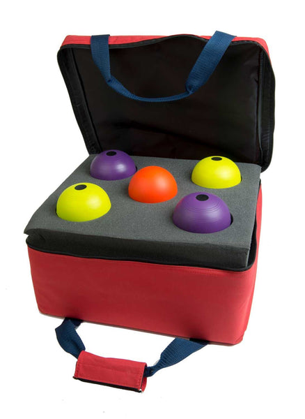 New Age Street Bowls with Carry Case
