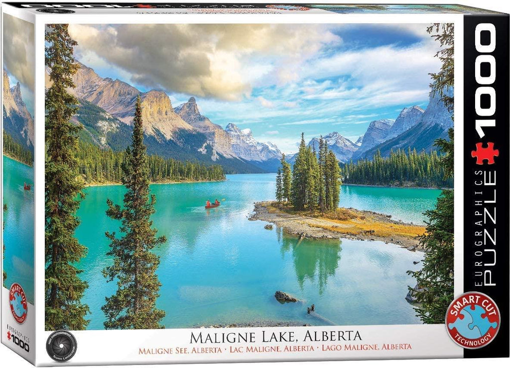 Jigsaw Puzzle 1000 Pieces of Wooden Puzzle Animal Puzzle Puzzle Lake Norway Puzzle