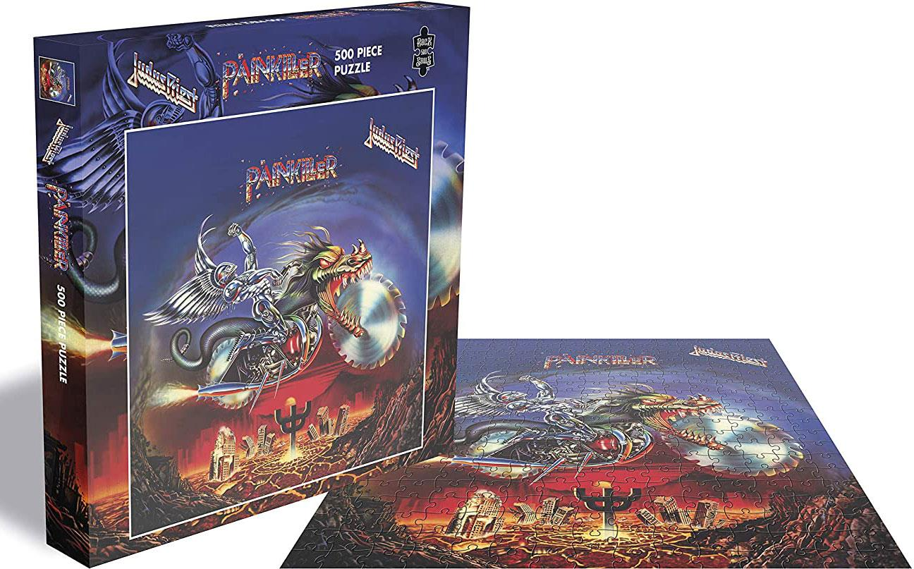 Judas Priest Painkiller Jigsaw Puzzle (500 Pieces)