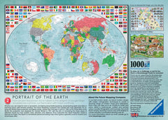 Ravensburger Portrait of the Earth 2 Jigsaw Puzzle (1000 Pieces)