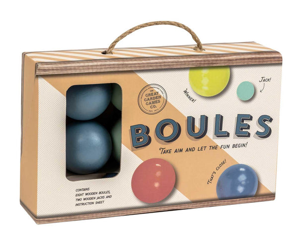 Great Garden Games Boules Set