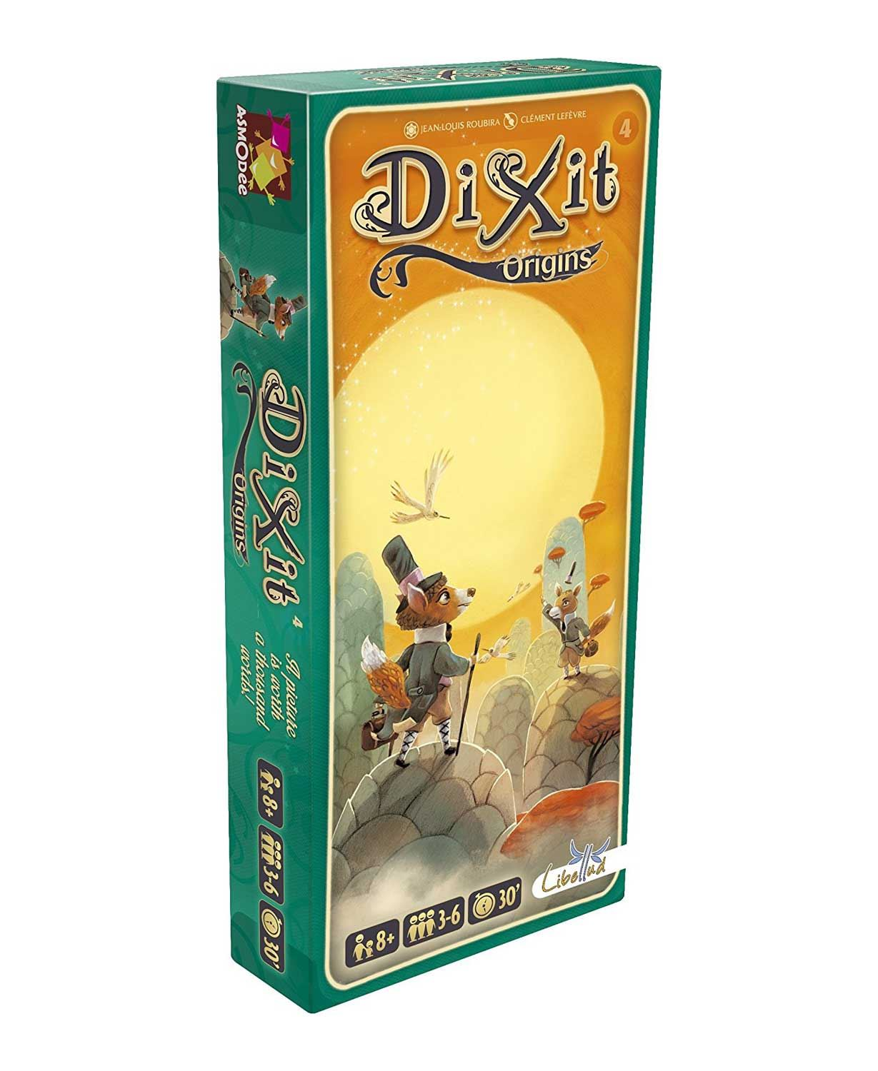 Dixit Expansion 4 - Origins