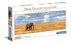 Clementoni Lost Panorama High Quality Jigsaw Puzzle (1000 Pieces)