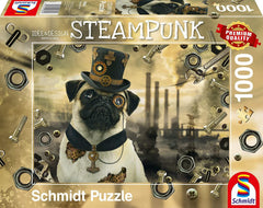 Schmidt Markus Binz: Steampunk Dog Jigsaw Puzzle (1000 Pieces)