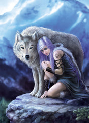 Clementoni Anne Stokes Protector High Quality Jigsaw Puzzle (1000 Pieces)