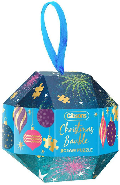 Gibsons Christmas Bauble Jigsaw Puzzle (200 Pieces)