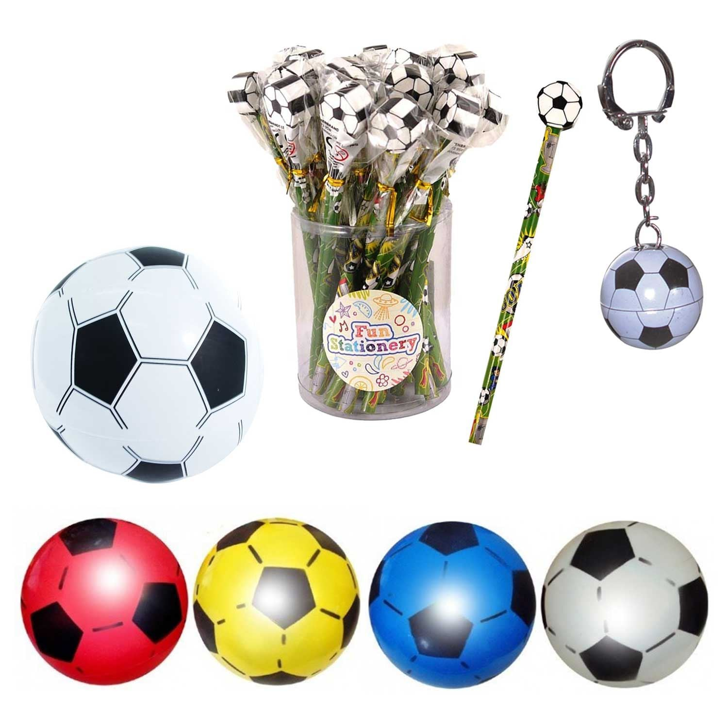 Football Tombola Game - Full Set