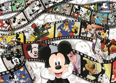 Jumbo Disney Mickey Mouse 90th Anniversary Jigsaw Puzzle (1000 Pieces)