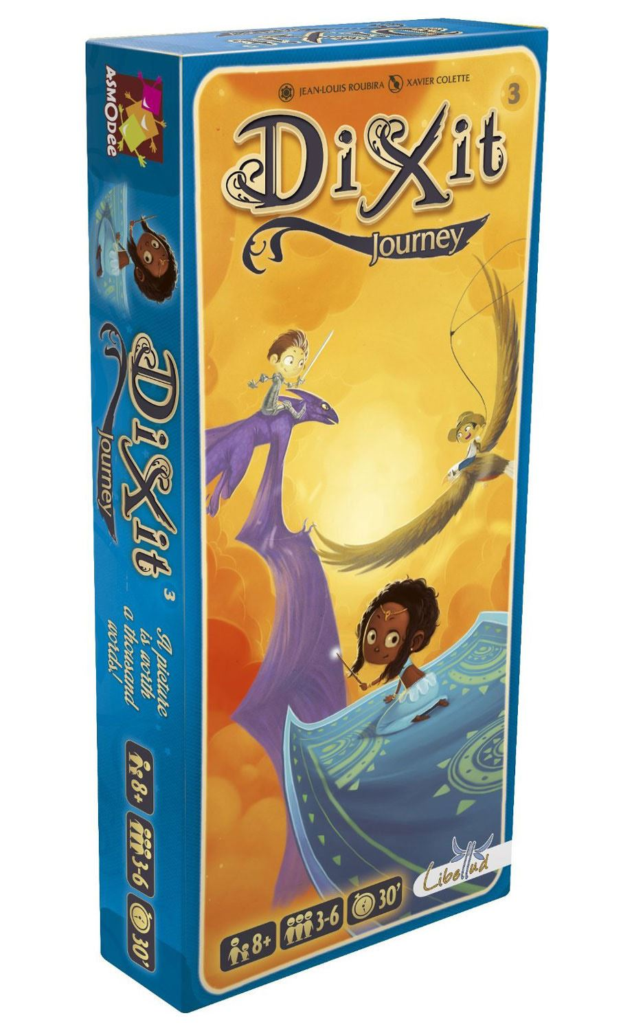 Dixit Expansion 3 - Journey