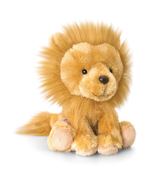 Keel Pippins Lion Soft Toy 14cm