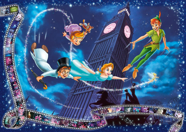 Ravensburger Disney Collector's Edition Peter Pan Jigsaw Puzzle (1000 Pieces)