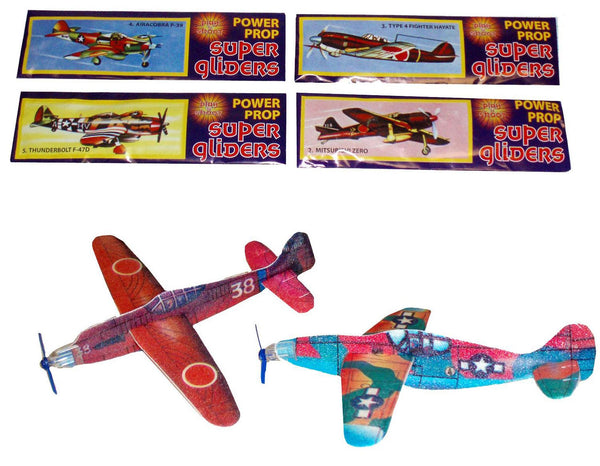 48 World War 2 Aeroplane Gliders