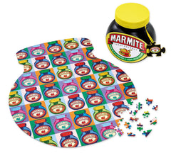 Gibsons Marmite Jigsaw Puzzle (500 Pieces)