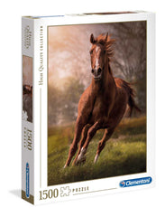 Clementoni The Horse High Quality Jigsaw Puzzle (1500 Pieces)