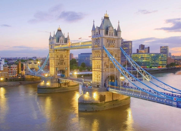 Tower Bridge Jigsaw Puzzle (1000 Pieces)