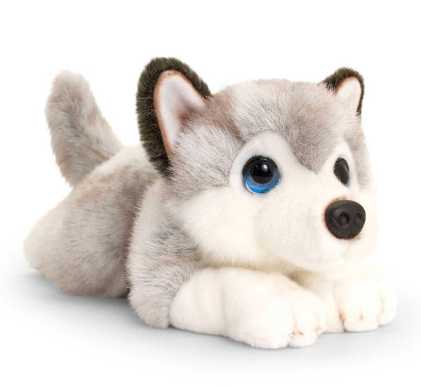 Keel Signature Cuddle Puppy Husky Dog Soft Toy 32cm