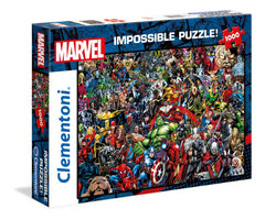 Impossible Marvel  Jigsaw Puzzle (1000 Pieces)