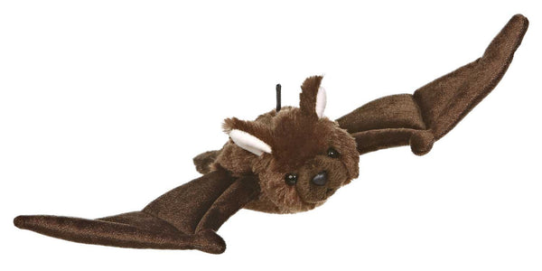 Aurora Mini Flopsies - Bat Soft Toy 20cm