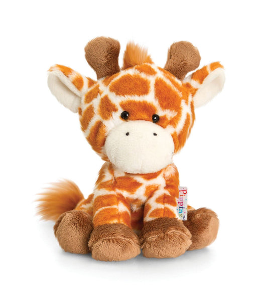 Keel Pippins George the Giraffe Soft Toy 14cm