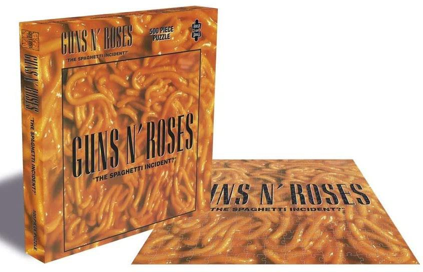 Guns N'Roses The Spaghetti Incident? Jigsaw Puzzle (500 Pieces)