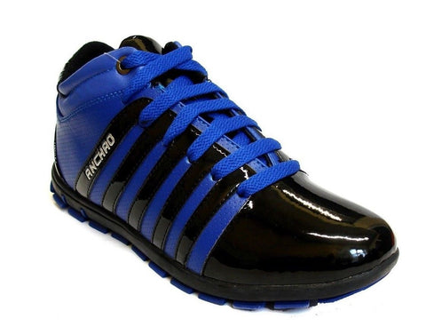 MENS RUNNING ANKLE TRAINERS CASUAL GYM WALKING SNEAKERS SPORTS BOOTS SHOES SIZE