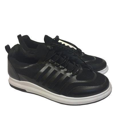 NEW MENS RUNNING TRAINERS STYLISH CASUAL LACE UP WALKING SPORTS SHOES SIZE UK