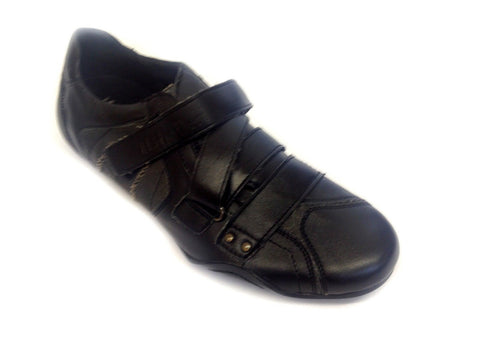 MENS LEATHER LOOK CASUAL GYM WALKING TRAINERS DRIVING SHOES LOAFERS SIZE NEW