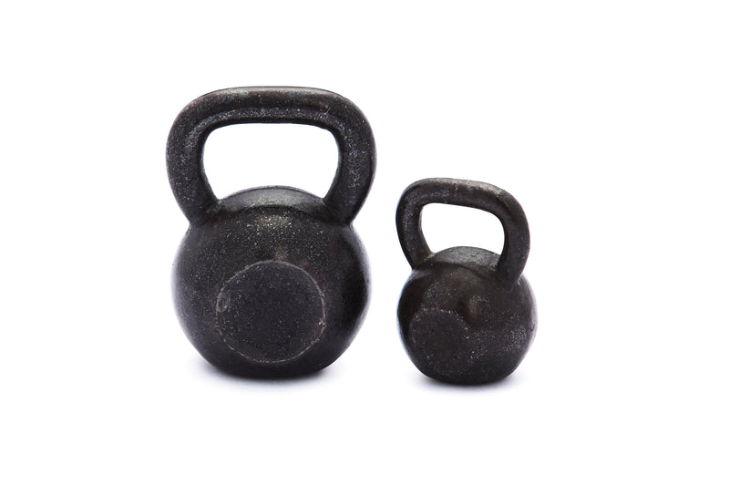 Large Kettlebell - Silver
