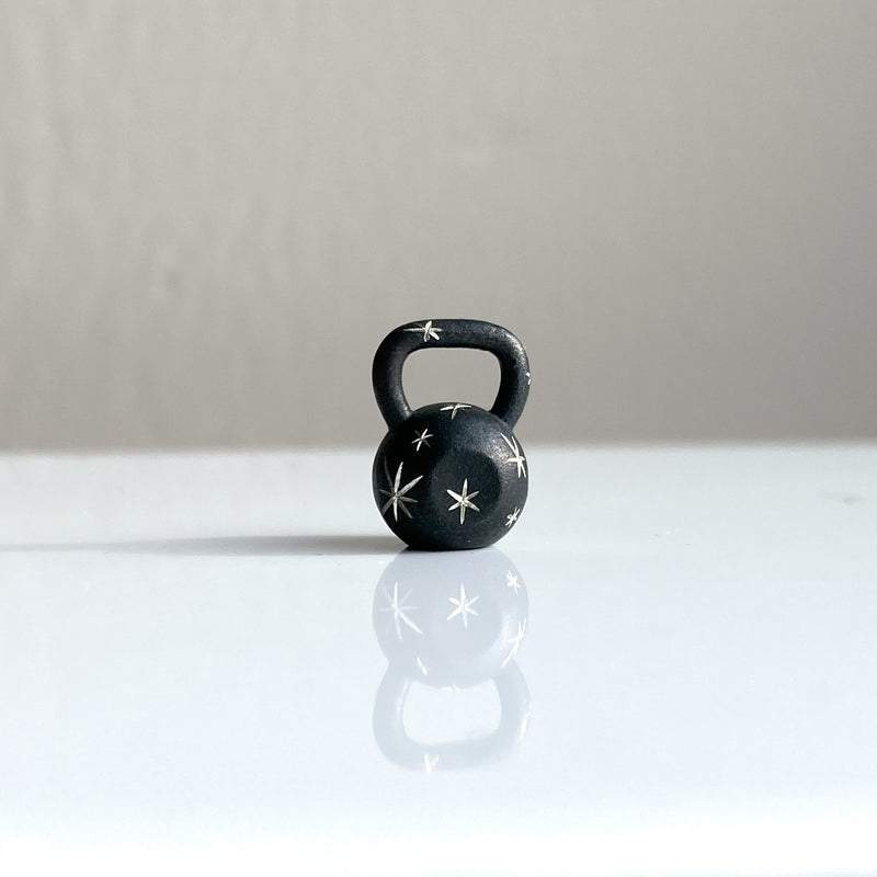 Kettlebell Engraving Addition - Stars