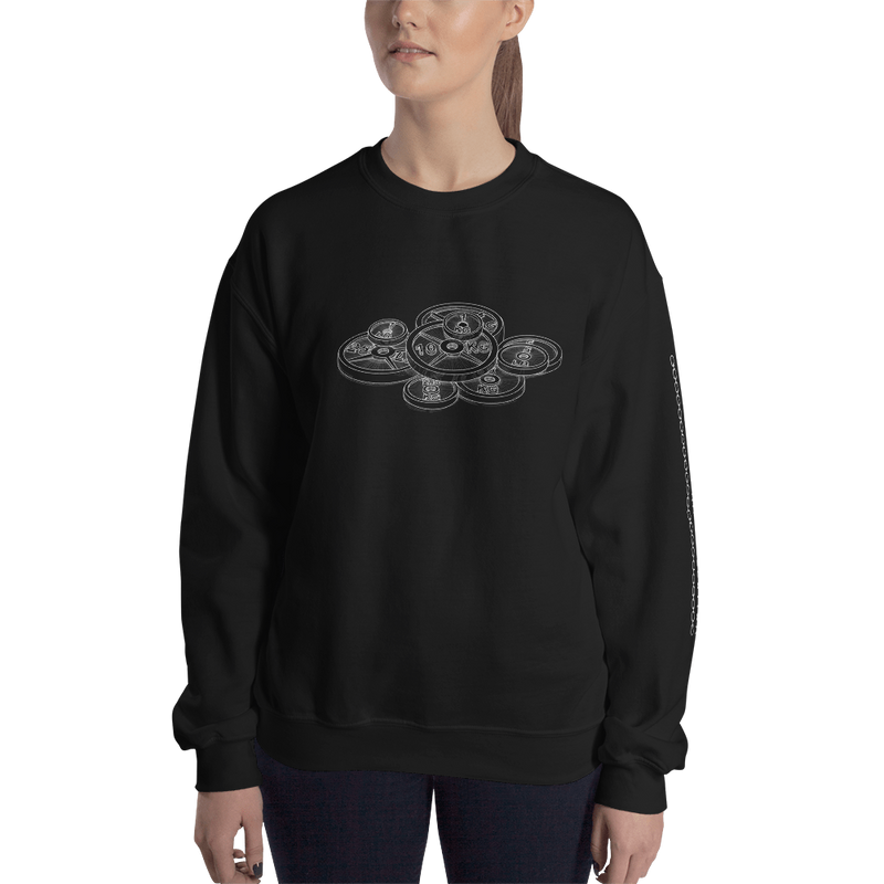 Plates Sweatshirt - Black