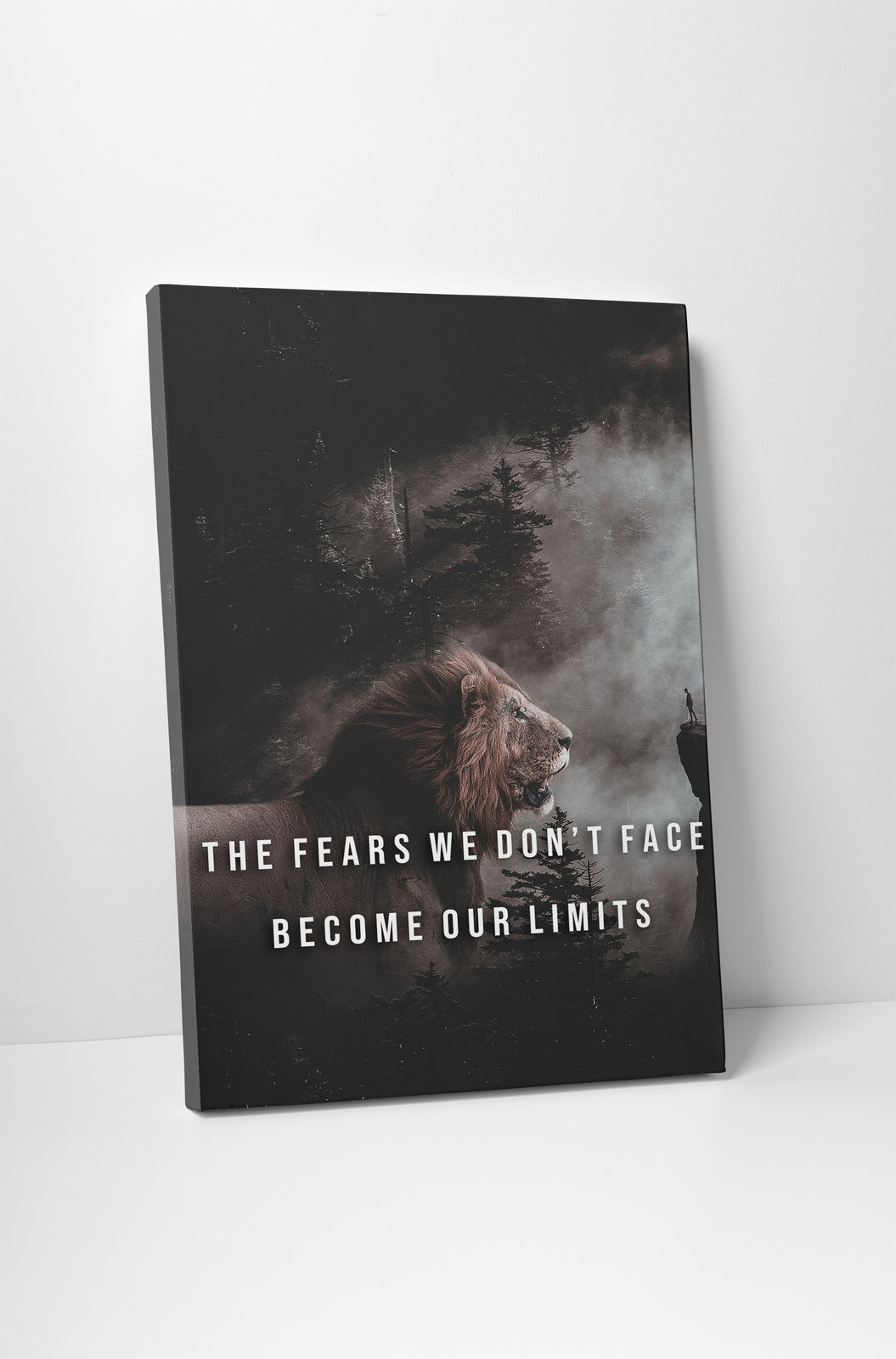 The Fears We Don't Face