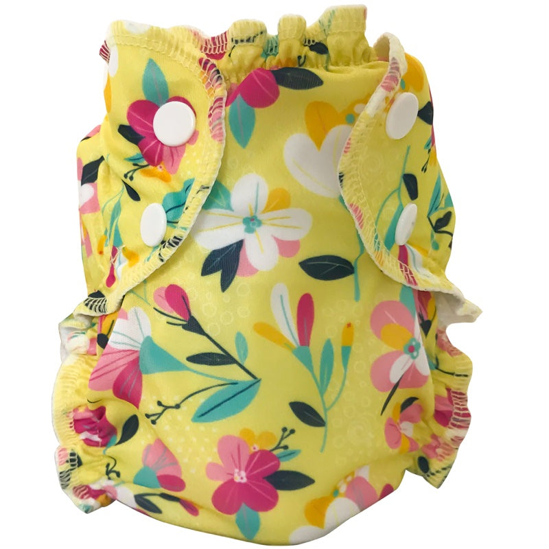 APPLECHEEKS - Maillot de bain lavable - Bloom