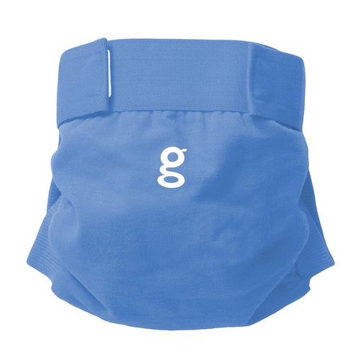 GDIAPERS - Culotte Little gPants - Gigabyte Blue