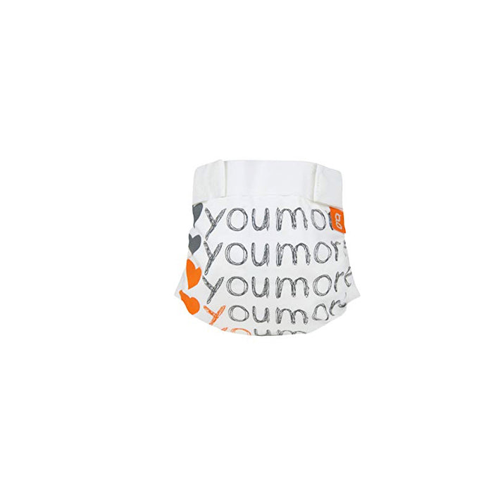 GDIAPERS - Culotte Little gPants - I love you more