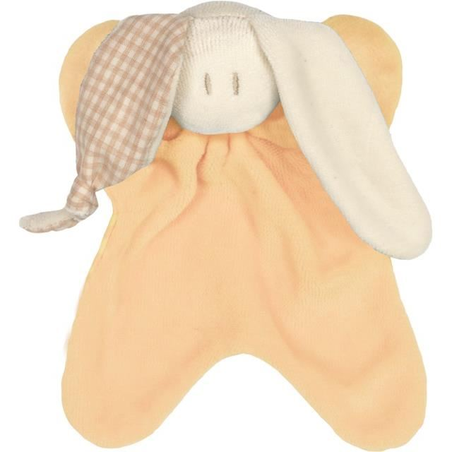 KEPTIN JR - Doudou Little Toddel coton bio